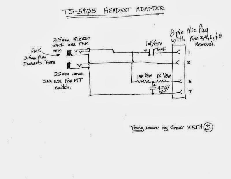 headset wiring (mic plug)